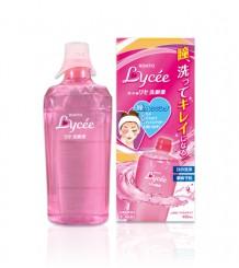 Rohto Lycee Eye Wash - Витаминная очищающая промывка для глаз