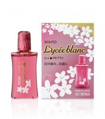 Rohto Lycee Blanc - капли для девушек от покраснения и усталости