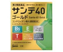 Sante 40 Gold -  Увлажняют глаза и восстанавливают четкость зрения.