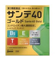 Sante 40 Gold капли для пожилых