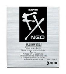 Японские капли для глаз sante fx neo купить