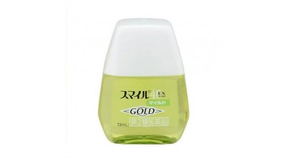 Lion Smile 40 EX Gold Mild