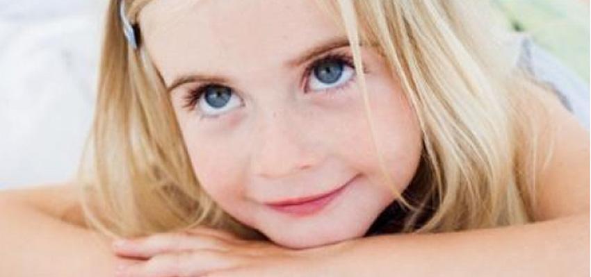 Увлажняющие капли для глаз для детей