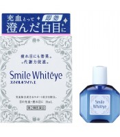 Lion Smile WhitEye - подавляют покраснение глаз, снимают зуд и питают кислородом