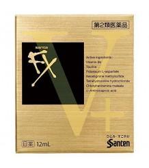 Sante Fx V +  Суперосвежающие капли с таурином и витамином B6