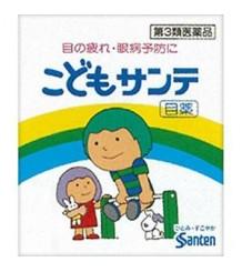 Sante Kadomo - детские глазные капли