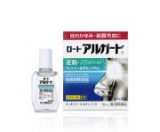 Rohto Alguard - глазные капли от аллергии, снимают зуд и воспаление