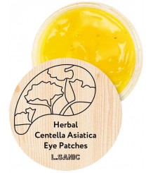 L.Sanic Herbal Centella Asiatica - Гидрогелевые патчи с экстрактом азиатской центеллы.