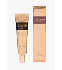 The Skin House Wrinkle Eye Cream Plus - Крем от морщин для кожи вокруг глаз с омолаживающим эффектом