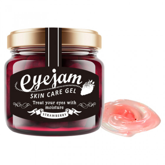 Eye Jam Skin Care Gel Strawberry