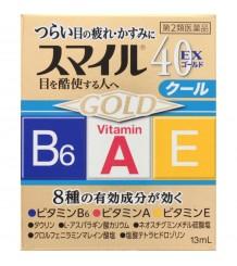 Глазные капли Lion Smile 40 EX Gold