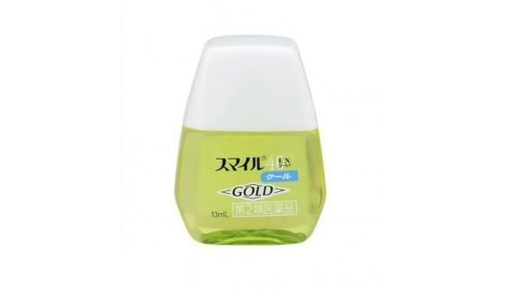 Lion Smile 40EX Gold
