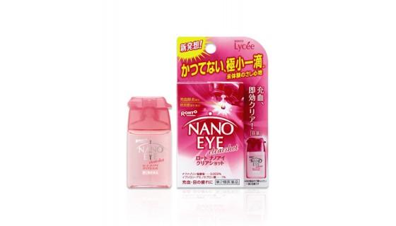 Rohto Nano Eye Pink