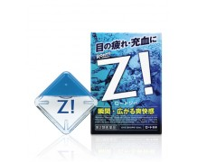 Rohto Z! - Освежают, быстро снимают усталость и красноту глаз