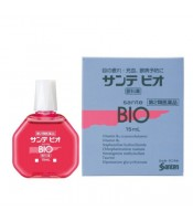 Sante BIO - Мягкие капли с витаминами B6 и B12, снимают покраснения