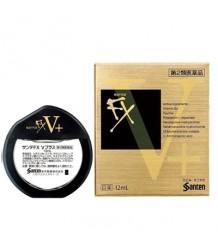 Sante fx v plus - капли от усталости и покраснения глаз с витамином B6